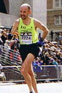 Ray runs Boston Marathon